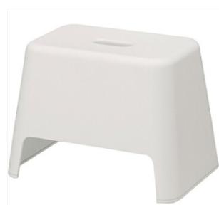 无印良品 MUJI 塑料浴室座椅/小