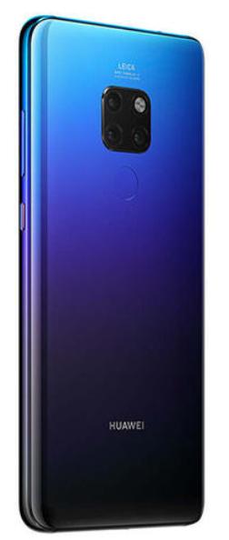 麒麟980AI智能芯片全面屏超微距影像超大广角徕卡三摄6GB+128GB亮黑色全网通版双4G手机