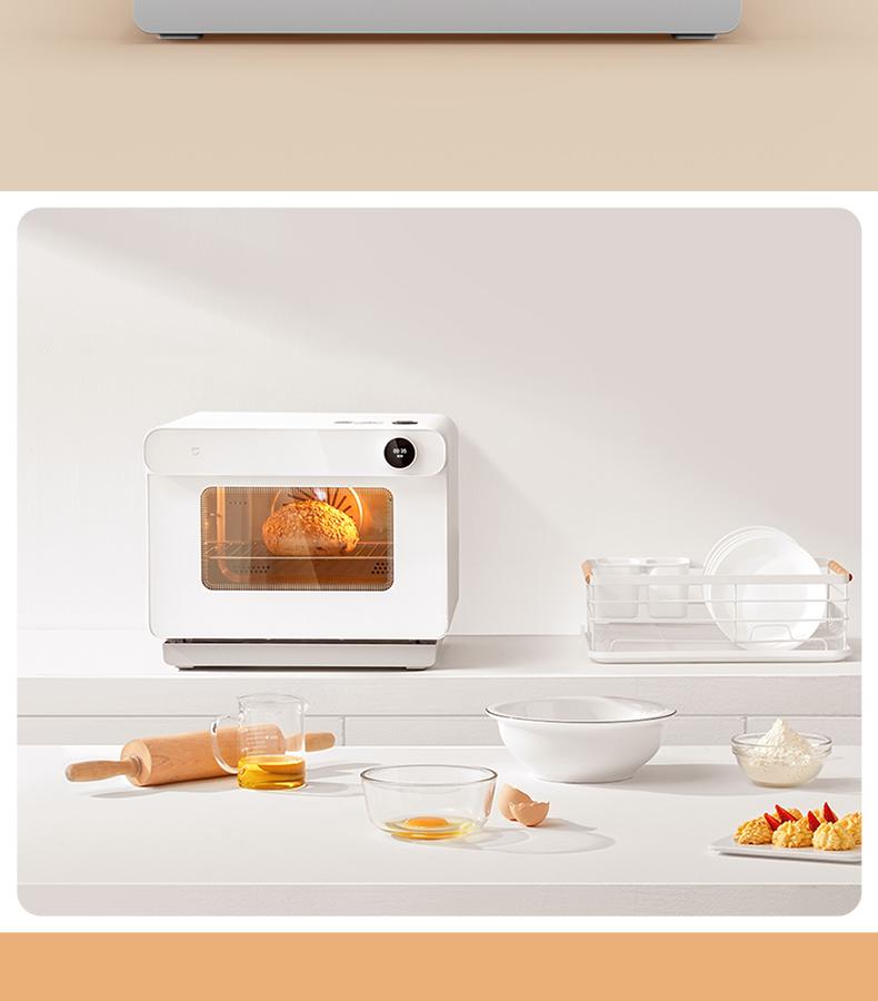 小米米家智能蒸烤箱