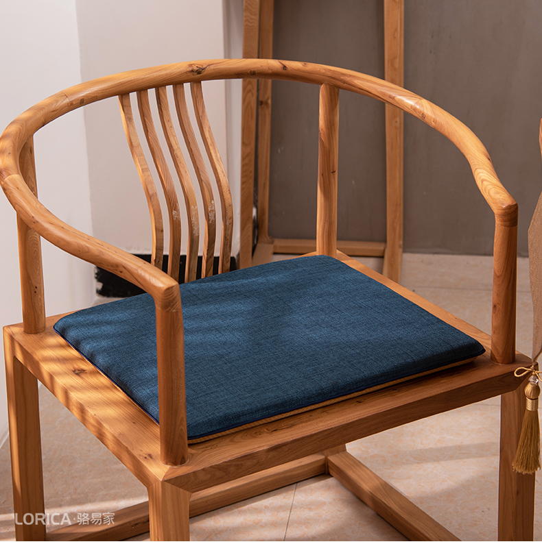 中式茶椅垫坐垫抱枕