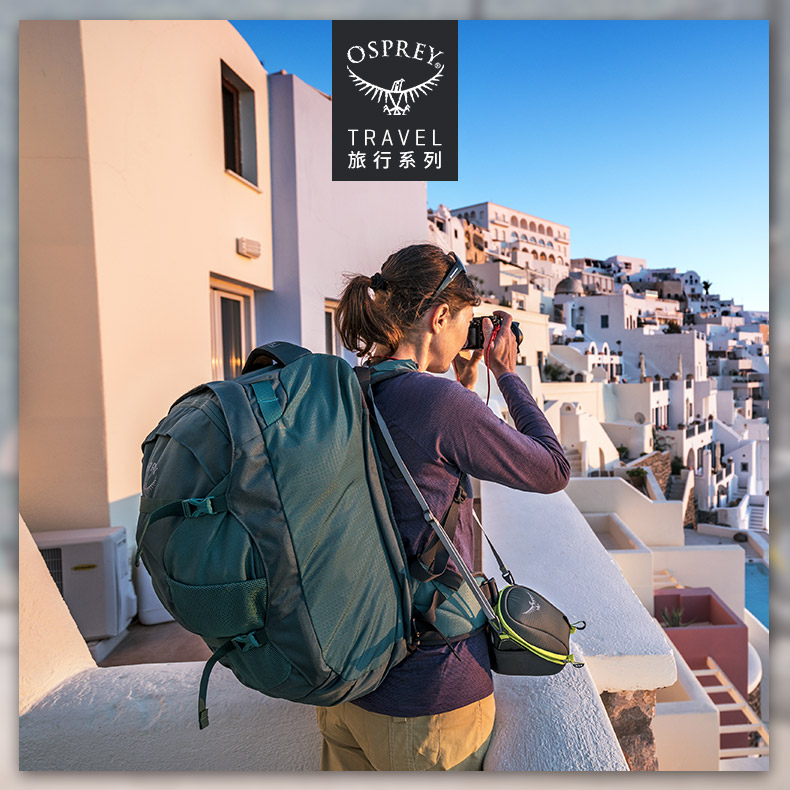 OSPREY FAIRVIEW 远景 户外旅行包