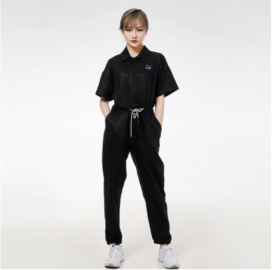 2021夏季新款运动套装透气短袖休闲衣潮