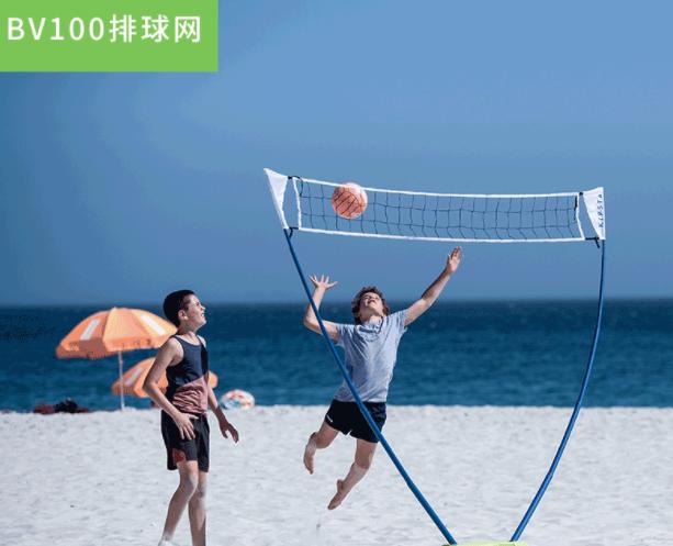 便携式排球网沙滩排球排球支架注水IVO5