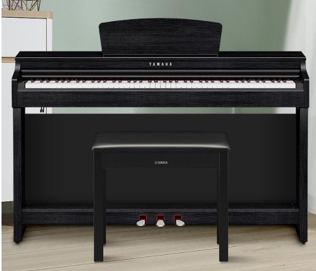 雅马哈电钢琴88键重锤初学者