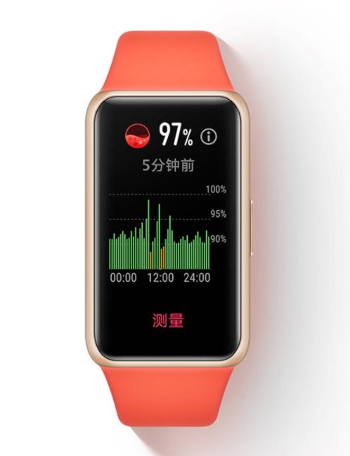 华为手环6 NFC版智能手环华为手表