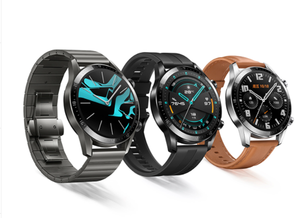 华为WATCH GT2 麒麟芯片强劲续航智能手表手环