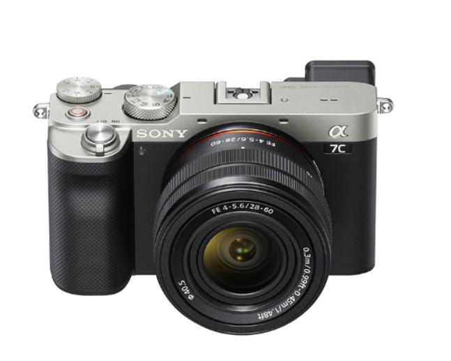 Sony/索尼 Alpha 7C 索尼全画幅微单相机
